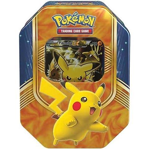Pokémon : Pokébox FRANCAIS Pikachu EX Full Art - Noel