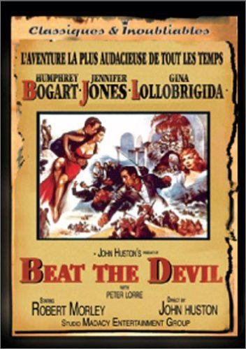 Preisvergleich Produktbild Beat the devil (Plus fort que le diable) - Edition remasterisée [FR Import]