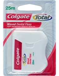 Colgate Waxed Dental Floss - 25 m