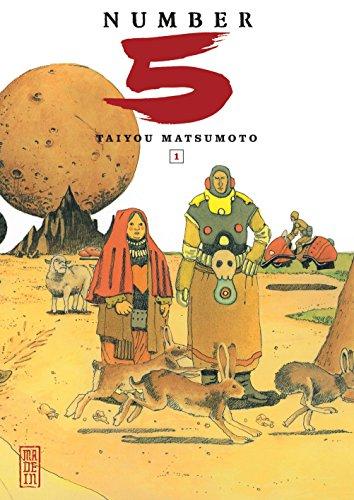 Number 5, tome 1 par MATSUMOTO Taiyô