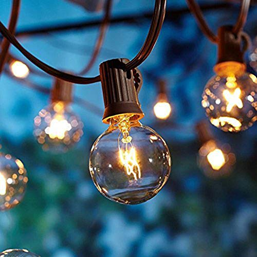 Access Control Access Control Kits Reliable 6m 20 Led Clear Globe Indoor Outdoor Decoration Plastic Bulb Festoon Party Garden Yard Fence Lamp Holiday String Lights 2019 Official