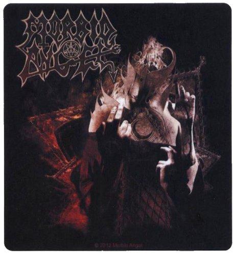 Morbid Angel adesivi illud Divinum Insanus adesivo resistente alle intemperie 9,5x 10,5cm