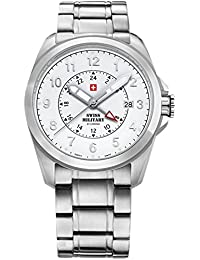 Swiss Military By Chrono Analogue White Dial Men's Watch SM34034.02