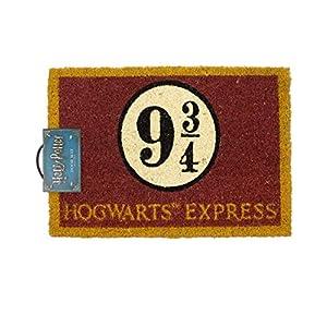 Harry Potter Hogwarts Express 9 3/4 Door Mat 32