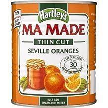 Hartleys Ma Made Thin Cut Seville Orange Marmalade 850 g (Pack of 3)