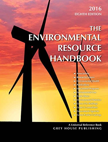 The Environmental Resource Handbook, 2015/16: Print Purchase Includes 1 Year Free Online Access (Environmental Resources Handbook) by Laura Mars (2015-09-01)