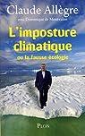 L'imposture climatique par Allègre