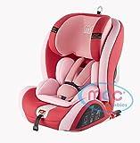 MCC Rosa ISOFIX Kindersitz, verstellbar, Gruppe 1-2-3 - 2