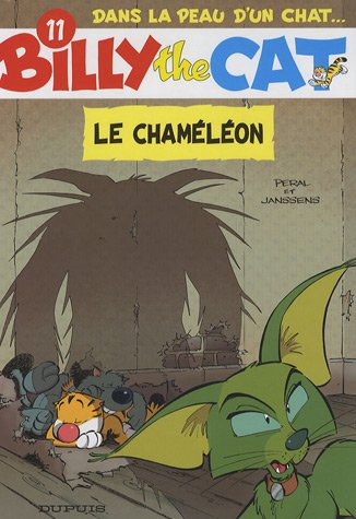 Billy the Cat, Tome 11 : Le chaméléon