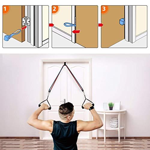 Zoom IMG-3 topelek elastici fitness banda elastica
