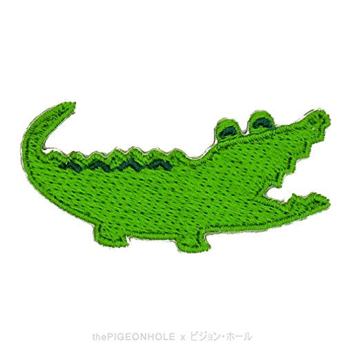 -wonderful-wildlife-mini-mouth-gaping-crocodile-clip-art-easy-fast-iron-on-sew-on-embroidered-patch-