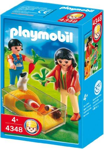 Playmobil - Veterinaria Jaula De Cobayas 4348