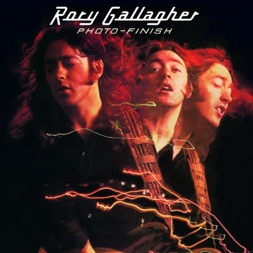 Rory Gallagher: Photo Finish (Audio CD)