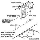 Wandhaube Bosch