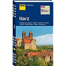 ADAC Reiseführer Harz: Goslar Quedlinburg Wernigerode Halberstadt