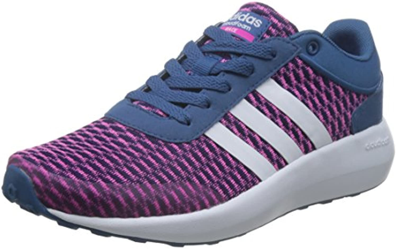 adidas Cloudfoam Race W Zapatillas, Mujer, Rosa, 37 1/3