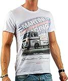 LWSCTY Bulli T2 Martini - Porsche Racing T-Shirt (XL)