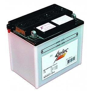 Batterie 12V / 5AH-12N5-3B pour scooter, moto et quad sans acide