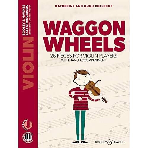 Waggon Wheels (Nouvelle édition) + Audio Online --- Violon et Piano