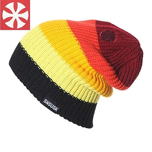 HATCHMATIC Winter Ski Hut Snowboard Winter Ski Skating Skullies Caps Hte Mtzen Kopf warm fr Mnner Frauen: 13, eine Grße
