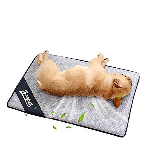 Leegoal Alfombrilla de refrigeración mascotas