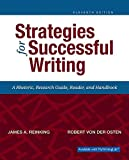 Strategies for Successful Writing Plus MyWritingLab with Pearson eText -- Access Card Package (11th Edition) by James A. Reinking (2016-03-07)