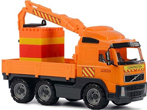 Polesie - Juego de construcción para niños de 30 Piezas (PW8800)