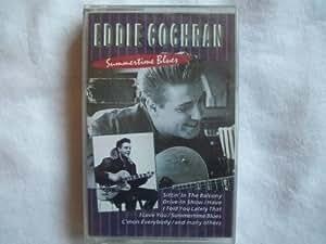 EDDIE COHRAN Summertime Blues cassette