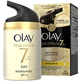 Olay Total Effects 7 en 1 Hidratante Anti-Edad con SPF 15 - 50 ml