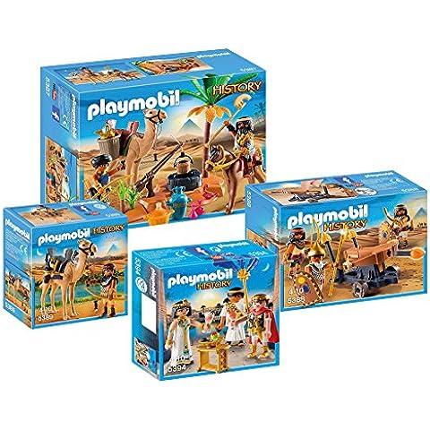 PLAYMOBIL Egiziani Set: 5387, 5388, 5389,
