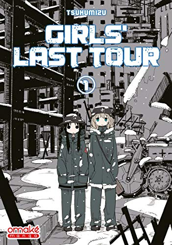 Girls' Last Tour Edition simple Tome 1