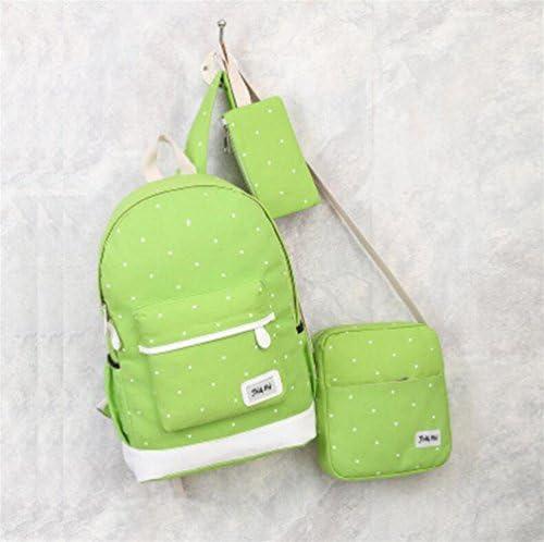 Sac d'école pour bébé enfant Sac à dos d'étudiant de sac à dos d'étudiant de trois pièces d'école de sac à dos de voyage B07MBNKV5B   Caracteristique