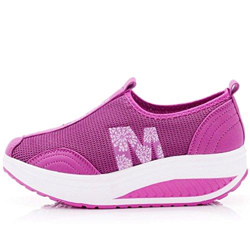 Sneakers verdi per donna Solshine tyhkxFf4
