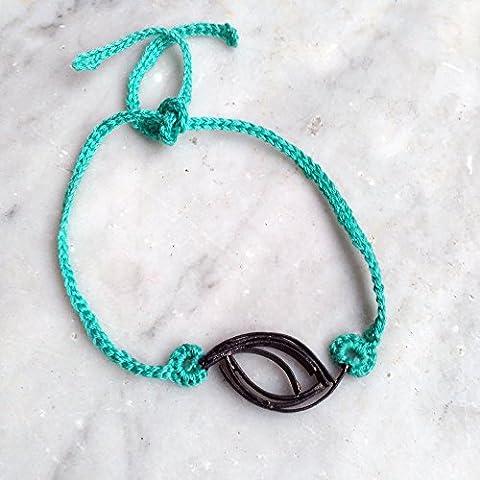 ONDE bracelet light green