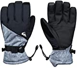 Quiksilver Mission Ski Gloves/Snowboard Gloves, Mens, EQYHN03111
