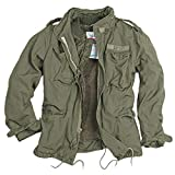 Chaqueta para hombre Delta Giant M65 Regiment verde oliva L