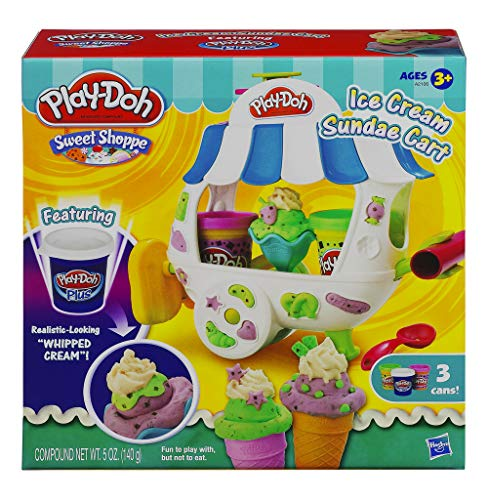 Play-Doh Sweet-Shoppe-Eiswagen-Spielset (Sweet Play-doh Shoppe)