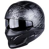 Scorpion Helm Motorrad exo-combat Ratnik, matt black, M