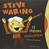 Steve Waring - 12 chansons incontournables (1CD audio)