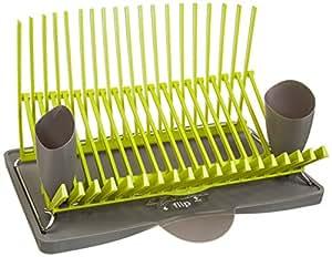 black blum highanddry dish drainer lime. Black Bedroom Furniture Sets. Home Design Ideas