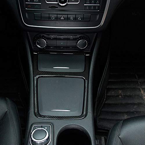C117/2015/2016/2017/ABS Argent/é mat R/étroviseur int/érieur Cadre Bordure Accessoires Auto CLA Class