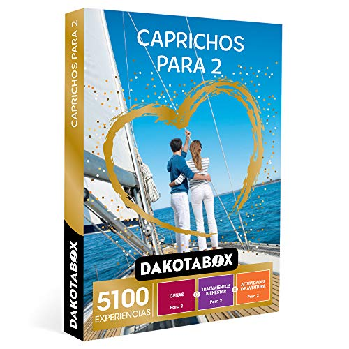 Dakotabox Caprichos pour 2 boites Cadeaux, Unisexe Adulte, Standard
