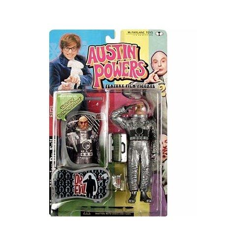 Austin Powers Action Figures Austin Powers Moon Mission Dr Evil