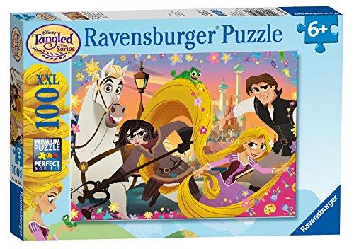 Ravensburger 10750 - Disney Tangled - 100 Teile Puzzle