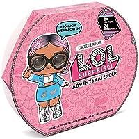 L.O.L. Surprise! 555742GR Adventskalender, rosa