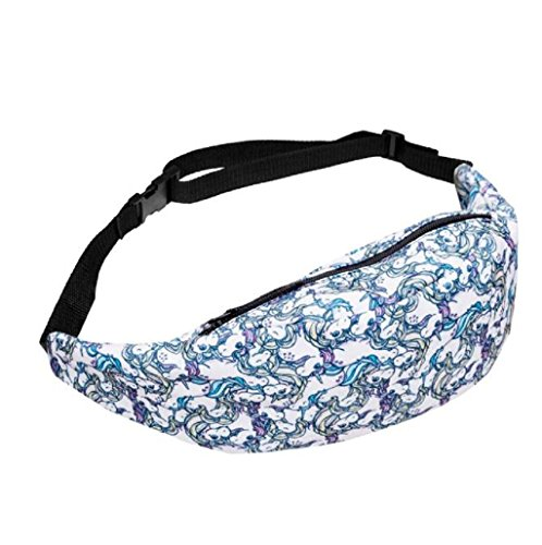 Sannysis bolso para mujer mochilas deportivas (B)