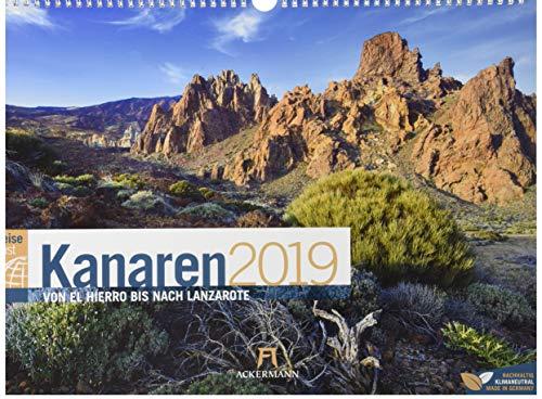 Kanaren ReiseLust 2019 por Ackermann Kunstverlag