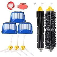 MaxDirect Pack Kit Cepillos y Repuestos de Accesorios para Aspiradoras iRobot Roomba Serie 600 - Kit