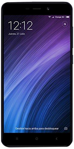 Xiaomi Redmi 4A Smartphone da 16 GB, Grigio