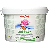 Amtra Bio-Pond Premium Food for Young Koi Carps, 5500 ml